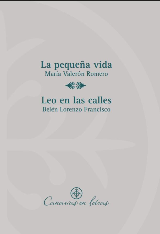 Belén Lorenzo · Escritora · Poesía · Leo en las calles