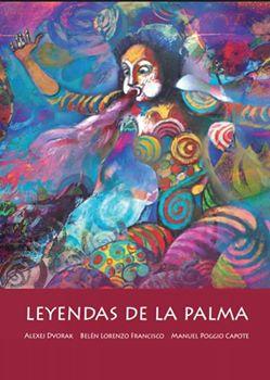 Belén Lorenzo · Escritora · Leyendas de La Palma